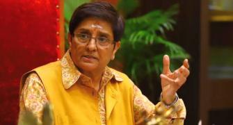 Kiran Bedi removed as Puducherry LG