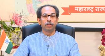 Gatherings to be banned in Maha from Monday: Uddhav
