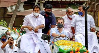 'Congress in Kerala is all the time suicidal'
