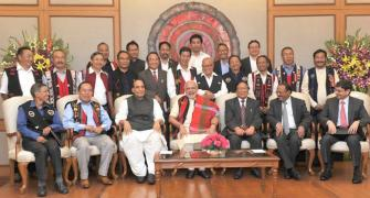 'Modi will solve Naga issue'