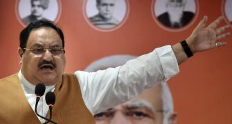 Nadda launches 'Lokkho Sonar Bangla' campaign