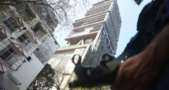 SEE: Tight security at Ambani house after threat