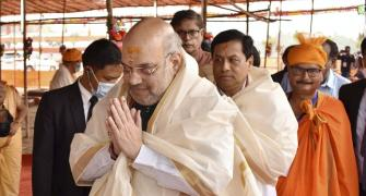 Rahul was on vacation: Shah on fisheries ministry