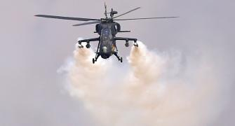 Here's all you missed from Aero India show on Day 1
