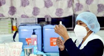 Vardhan reviews preparedness for vaccination drive