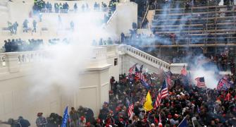 PHOTOS: The storming of US Capitol