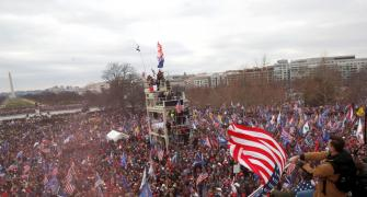 FBI warns 'armed protests' in US ahead of inauguration