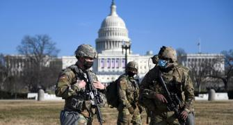 More troops guard US Capitol than Iraq, Afghanistan