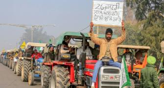 Cops give nod to farmers' tractor parade on Jan 26