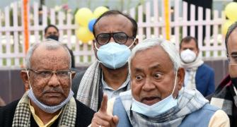 Why is Nitish Kumar so angry?
