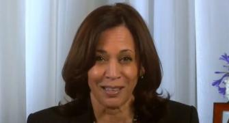 Kamala Harris: It's not going to be easy