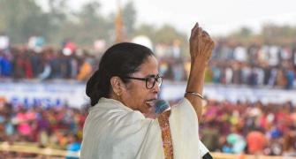 'Battle between Mamata and Suvendu is poetic justice'