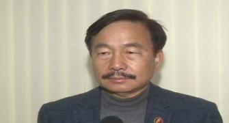 China has built military base in Arunachal: BJP MP