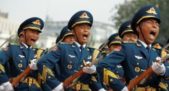 China is pacing threat: Biden defence chief
