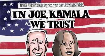 Dom's Take: In Joe, Kamala we trust