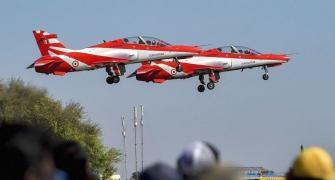 Aero India 21: Fewer flying displays