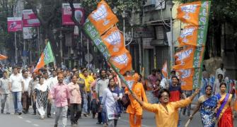 WB: 3 BJP workers held for raising 'goli maro' slogan