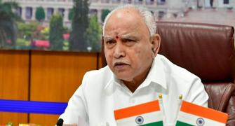 Yediyurappa allocates portfolios to new ministers