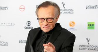 Larry King, veteran US broadcaster, dies aged 87