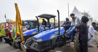 Farmer leaders prepare for peaceful tractor rally