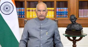 India foiled expansionist move in Ladakh: Prez Kovind