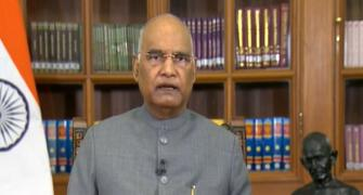 FULL TEXT: Prez's address on the eve of 72nd R-Day
