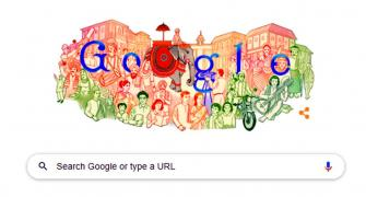Google celebrates India's heritage in R-Day doodle