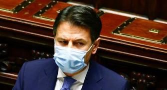 Italian PM Giuseppe Conte officially steps down