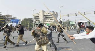 More paramilitary forces being deployed in Delhi