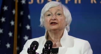 Janet Yellen becomes US' 1st woman treasury secretary
