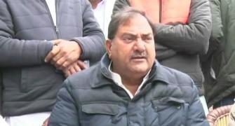 INLD's Abhay Chautala resigns as MLA over farm laws