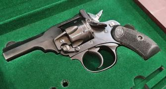 Webley & Scott to launch 'Made in India' revolvers