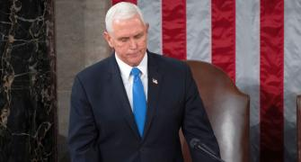 Pence defies Trump, says has no power to reverse loss