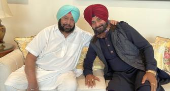 Sidhu unlikely to succeed Amarinder: Sources