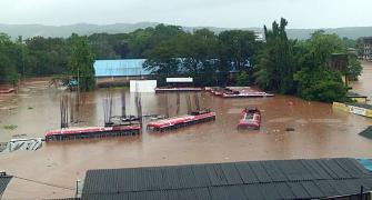 Maha: Rain batters Konkan; several areas under water