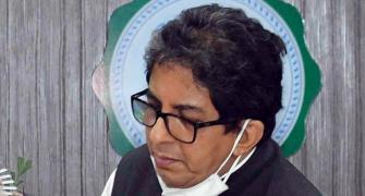 Ex-WB chief secretary Alapan responds to govt's notice