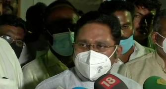 Tried my best to convince her: Dinakaran on Sasikala