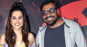 Anurag Kashyap, Taapsee Pannu face IT raids