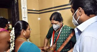 Is Sasikala playing the waiting game?