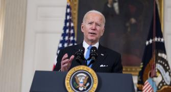 Indian-Americans taking over US, says Biden