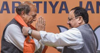 Dinesh Trivedi, once close aide of Mamata, joins BJP