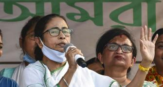 India will be named after Modi one day: Mamata's jibe
