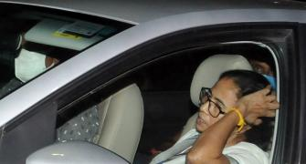 Mamata injury: No mention of attackers in govt report