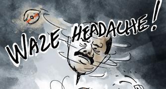 Dom's Take: Uddhav's Waze Headache