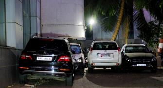 NIA seizes 2 more luxury cars 'used' by Sachin Waze