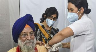 1.28 L over 60-yr-olds get 1st dose of COVID vaccine