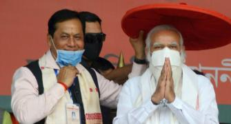 Why is BJP shy of naming a CM in Assam?