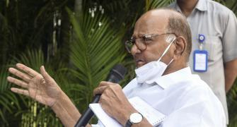Pawar rules out Maha HM's exit over Param Bir's claims