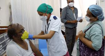 'We can go up to 1 crore vaccinations a day'