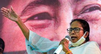 Will take action against attackers after polls: Mamata